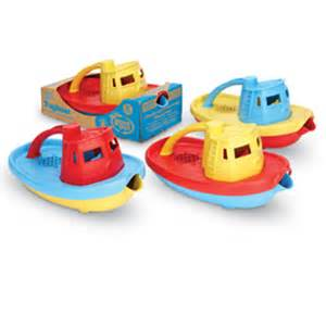Green Toys - Eco Friendly Tugboat