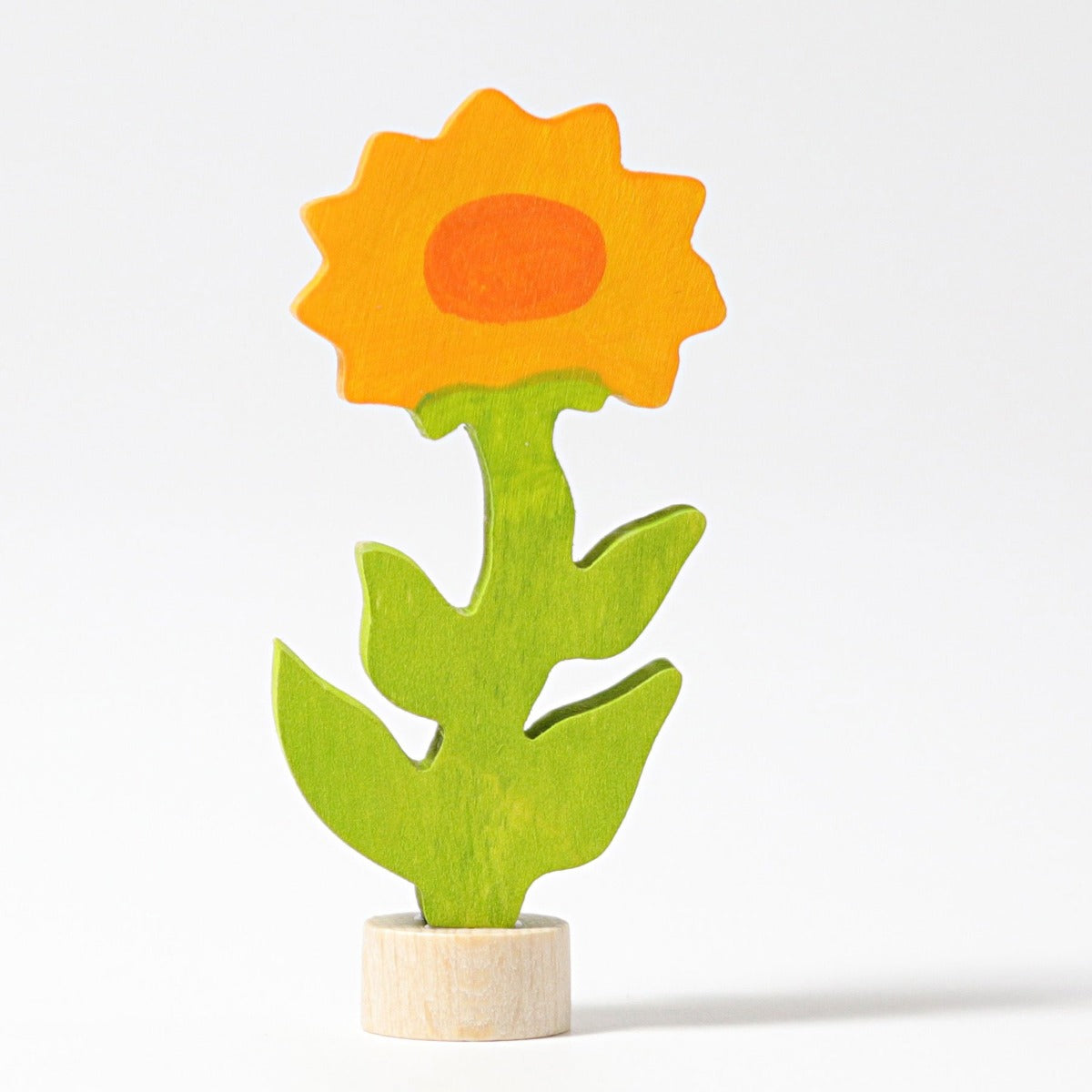 Grimms Calendula Flower figurine at Little Sprout