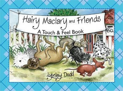 Hairy Maclary and Friends Touch and Feel Book |Available at Little Sprout |Shop Online Today
