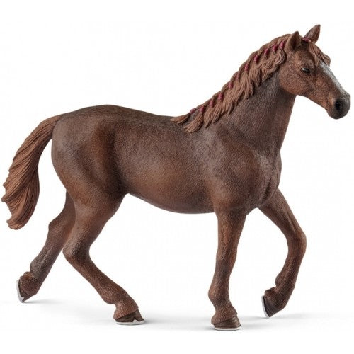 Schleich 13855 English Thorougbred Mare available at Little Sprout