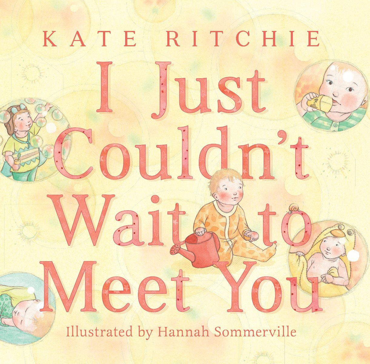 Just Couldnt Wait to Meet You - Ritchie and sommerville HB