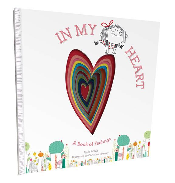 In My Heart A Book of Feelings - Witek and roussey HB