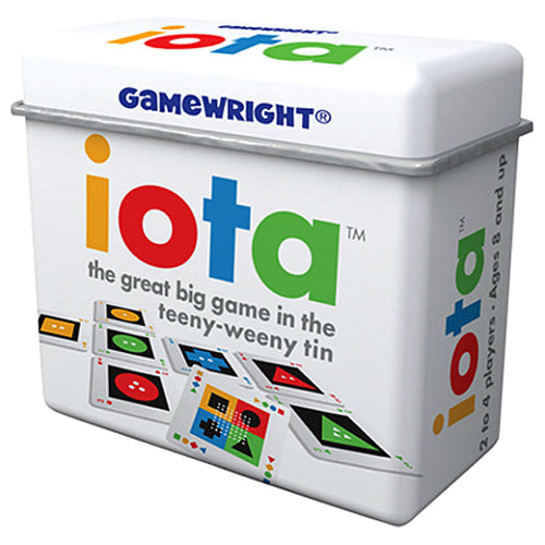 Gamewright Iota Compact card game
