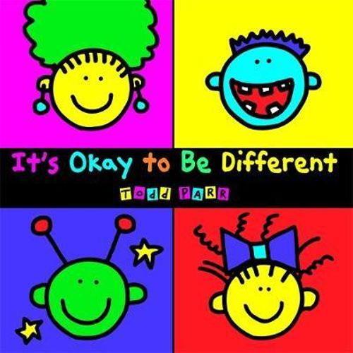 Its Okay to be Different - Todd Parr PB
