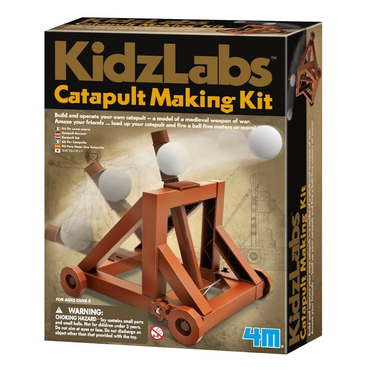 Catapult Making Kit