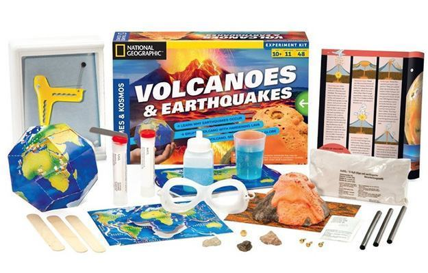 Thames - Volcanoes And Earthquakes