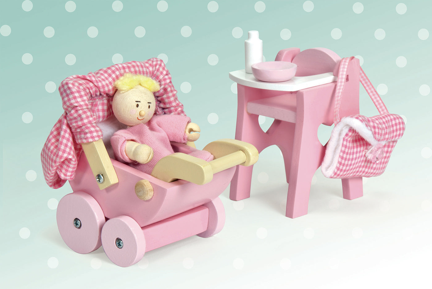 Le Toy Van - Nursery Accessory Set
