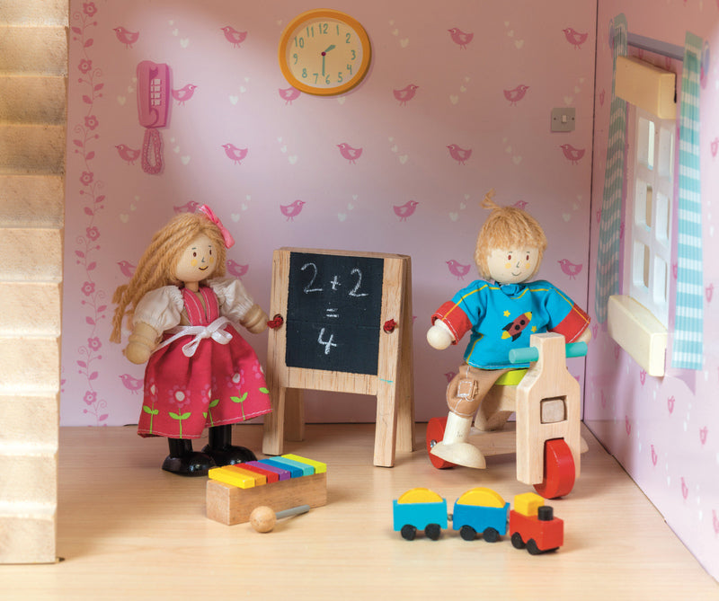 Le Toy Van - Doll House Accessories Playtime