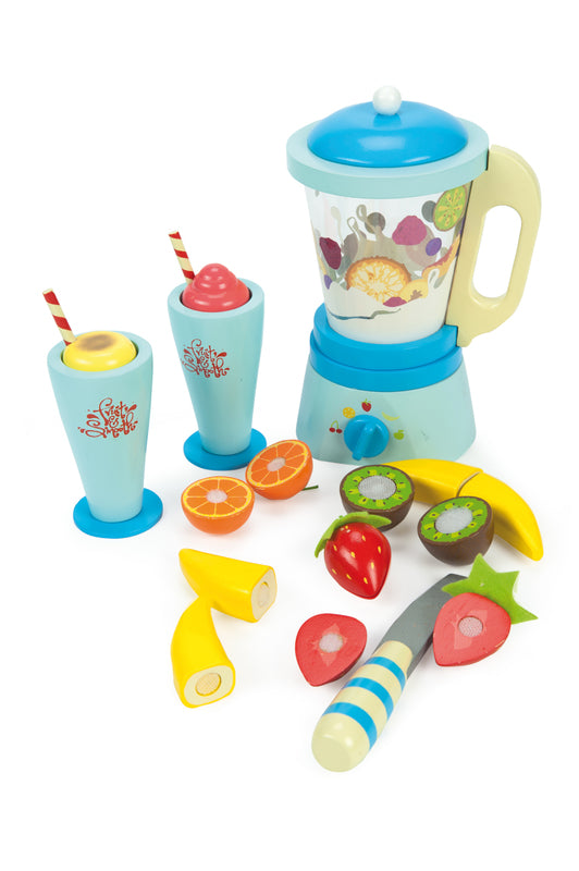 Le Toy Van - Honeybake Fruit And Smooth Blender Set