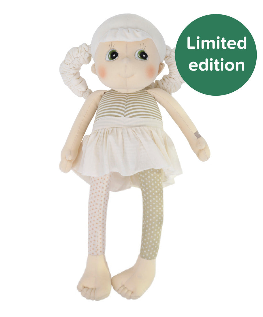 Rubens Barn Limited Edition Giant Plush Lily Ecobud