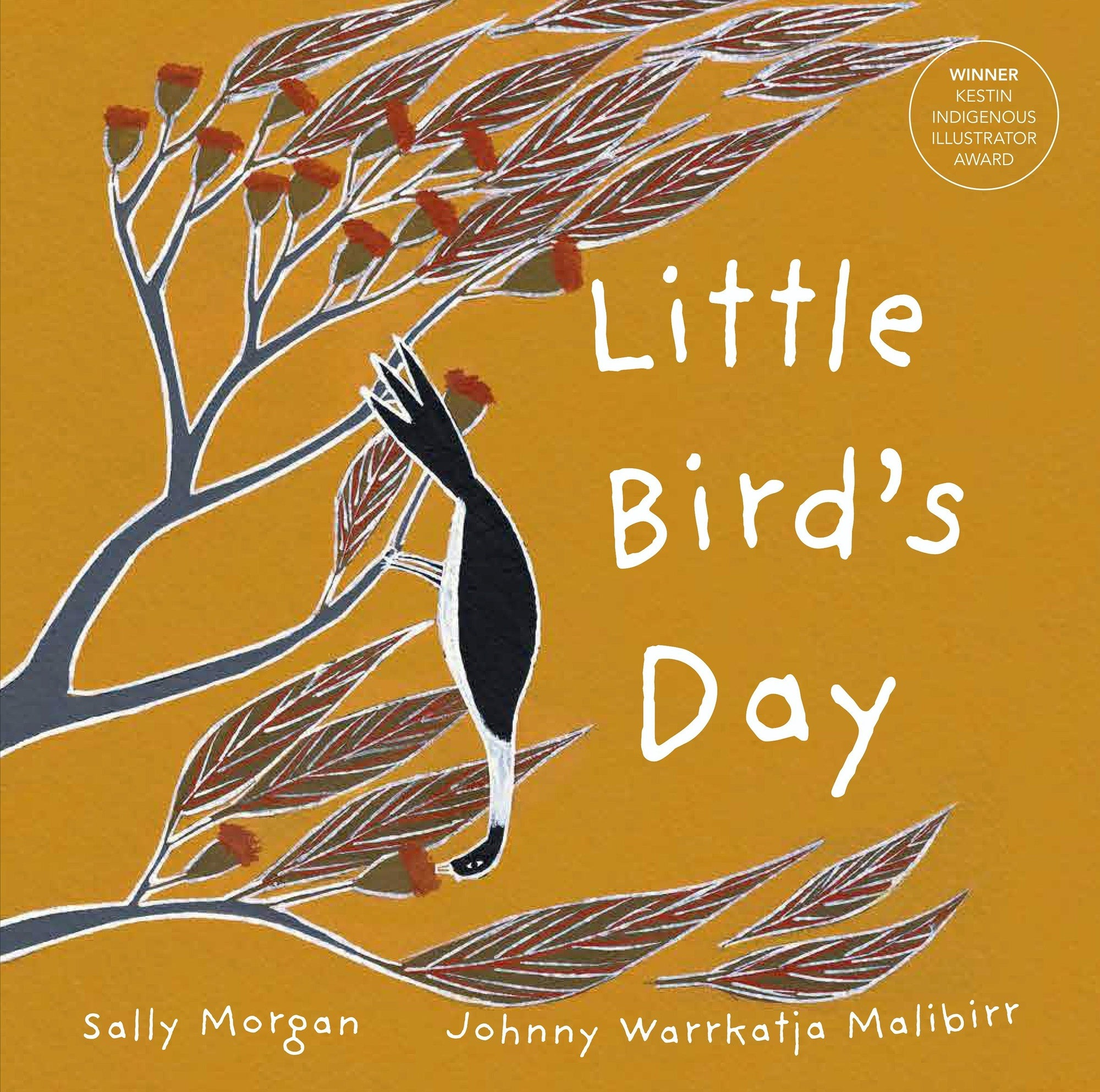 Little Bird's Day by Sally Morgan