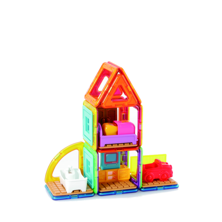 Magformers Maggy's House Set at Little Sprout