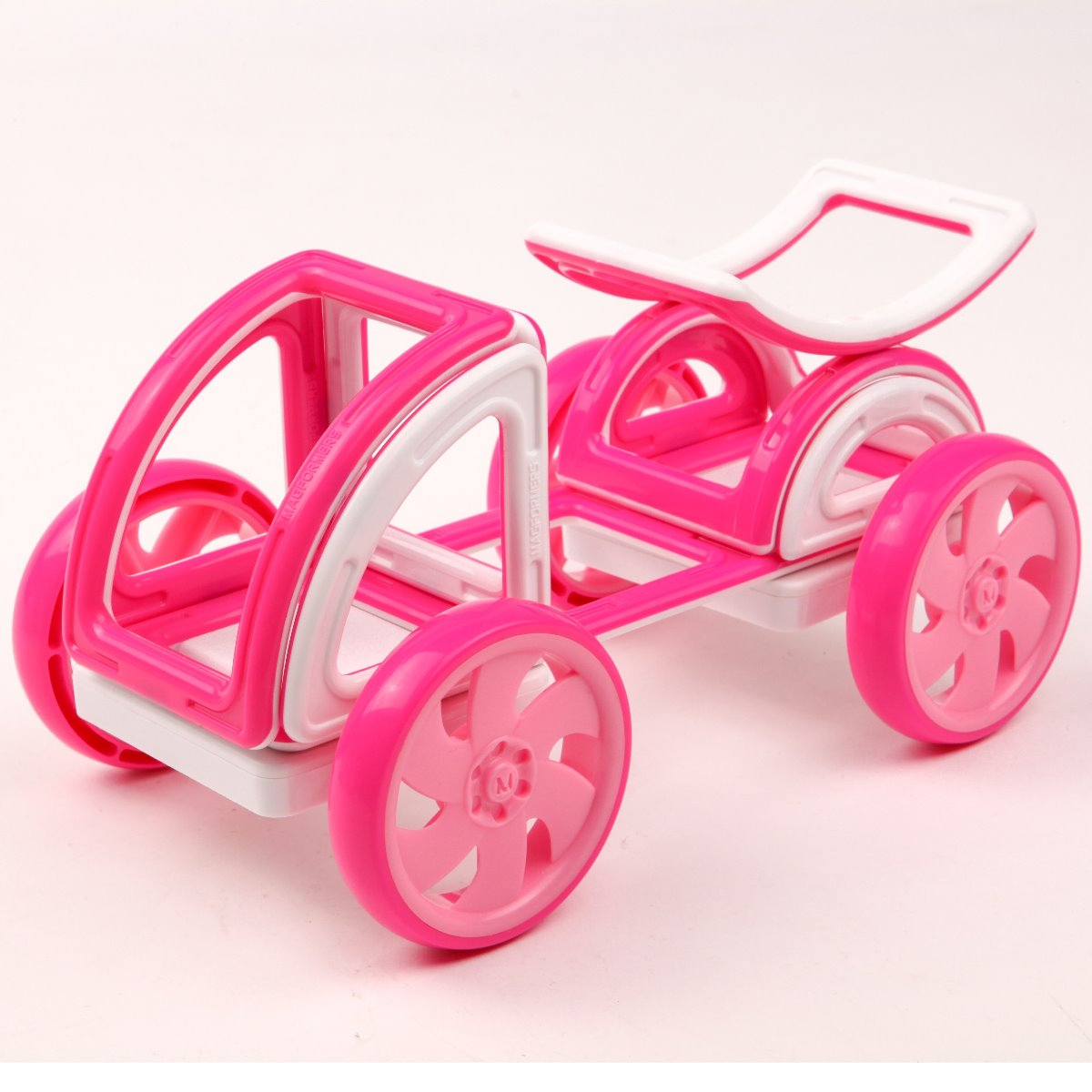 Magformers My First Buggy Pink 14 Pc