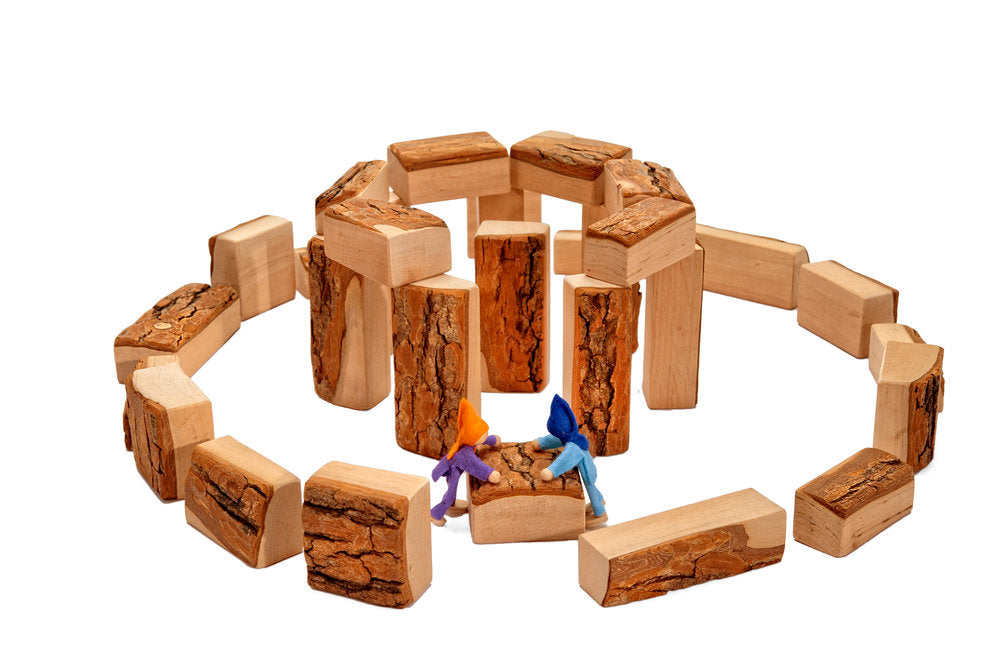 Magic Wood Stonehenge Wooden blocks
