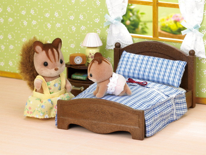 Sylvanian Families 5039 Master Bedroom Furniture Set available at Little Sprout