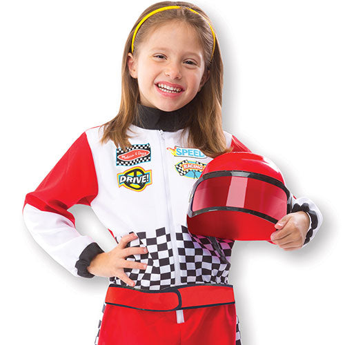 Melissa and Doug Race Car Drive Costume at Little Sprout