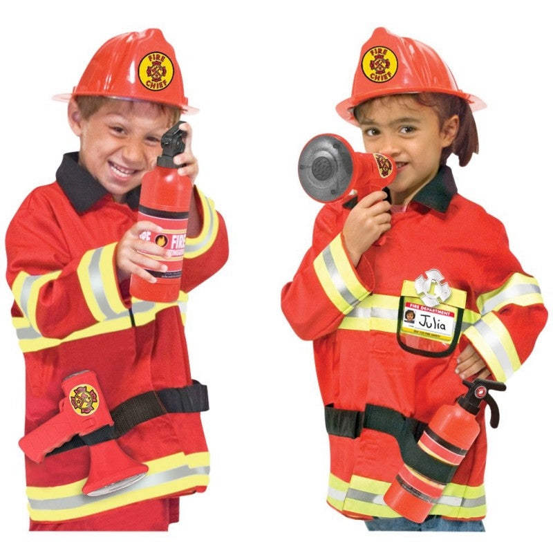 Melissa and Doug Fire Costume