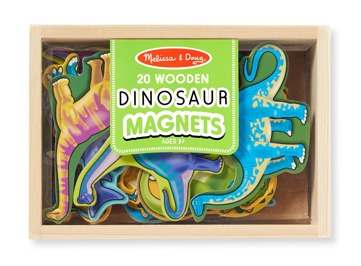 Melissa And Doug - Dinosaur Magnets In A Box