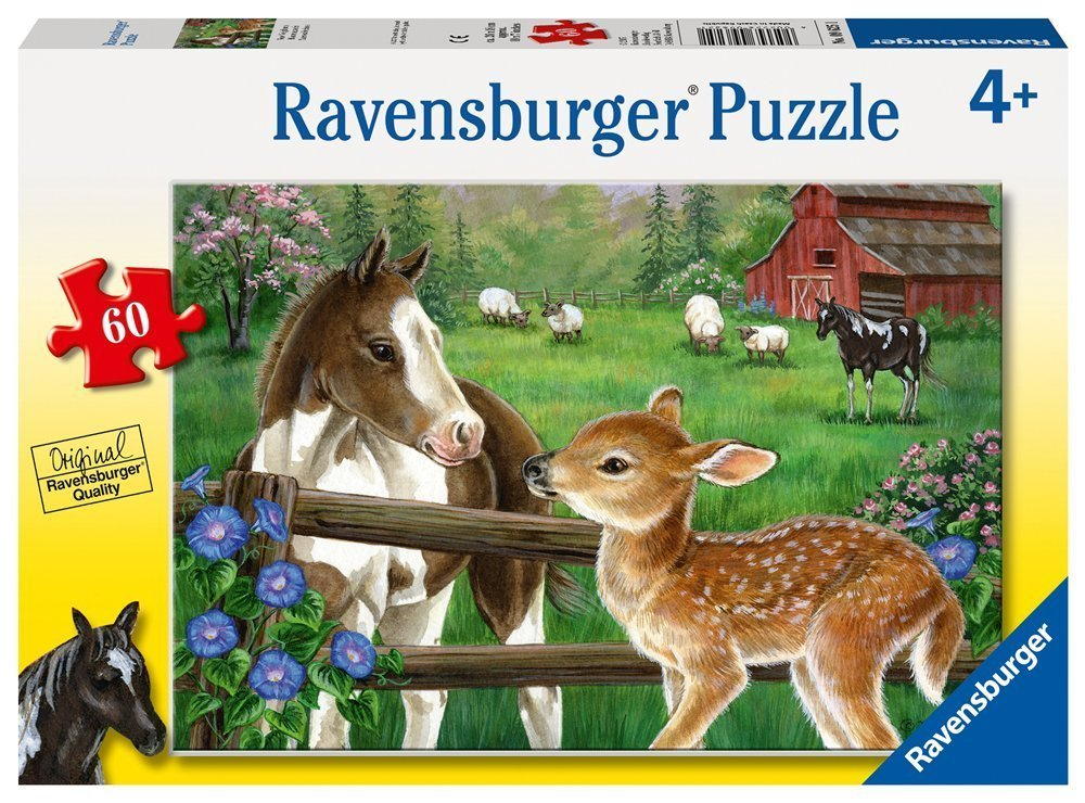 Ravensburger New Neighbours Puzzle 60 Pieces