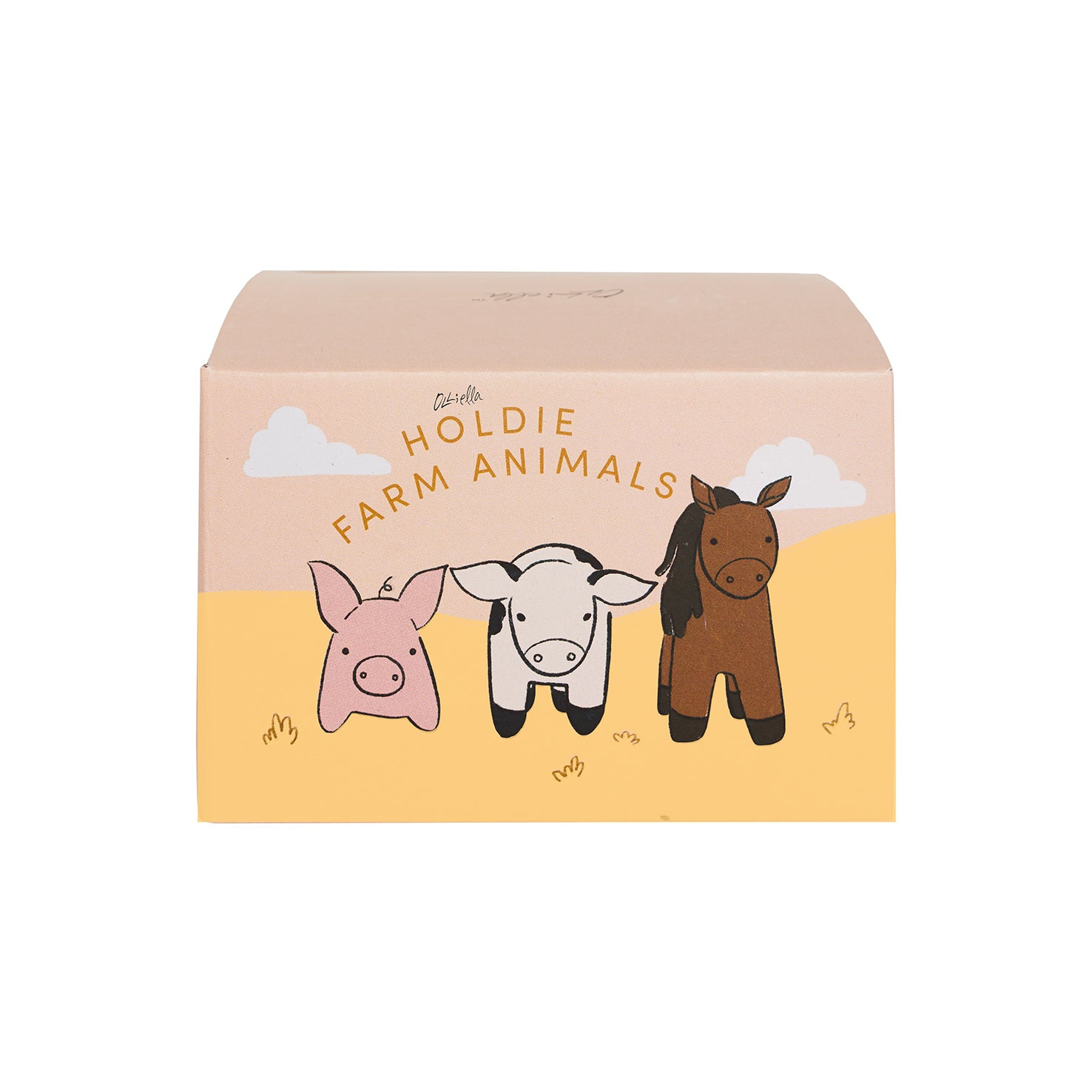 Olli Ella Box Holdie Farm Animals