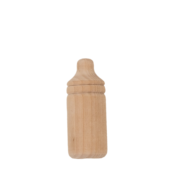 Olli Ella Dinkum Doll Wooden Bottle