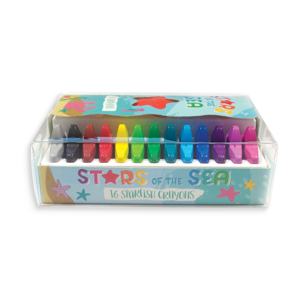 OOLY Stars of the Sea crayons in box