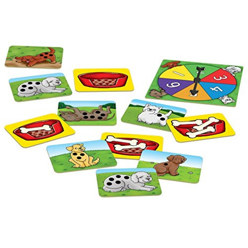 Orchard Toys Spotty Dog Educational Game box