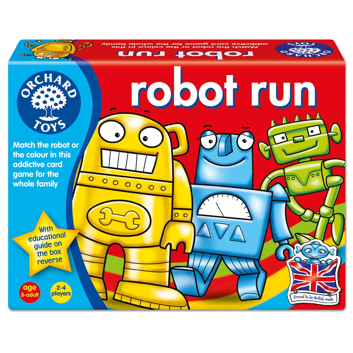 Orchard Toys - Robot Run