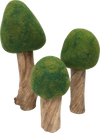 Papoose - Summer Trees - Set of 3