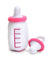 Rubens Barn Pink Bottle and Dummy Set at Little Sprout
