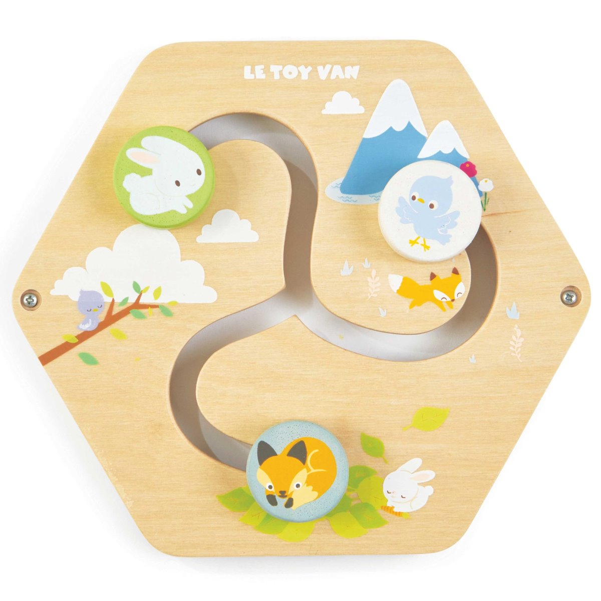 Le Toy Van Activity Tile Home Maze Puzzle at Little Sprout