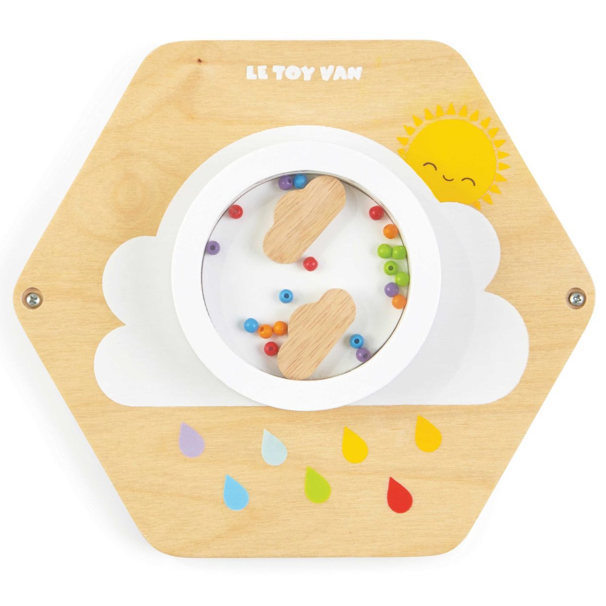 Le Toy Van Petilou Activity Tile Cloud 1