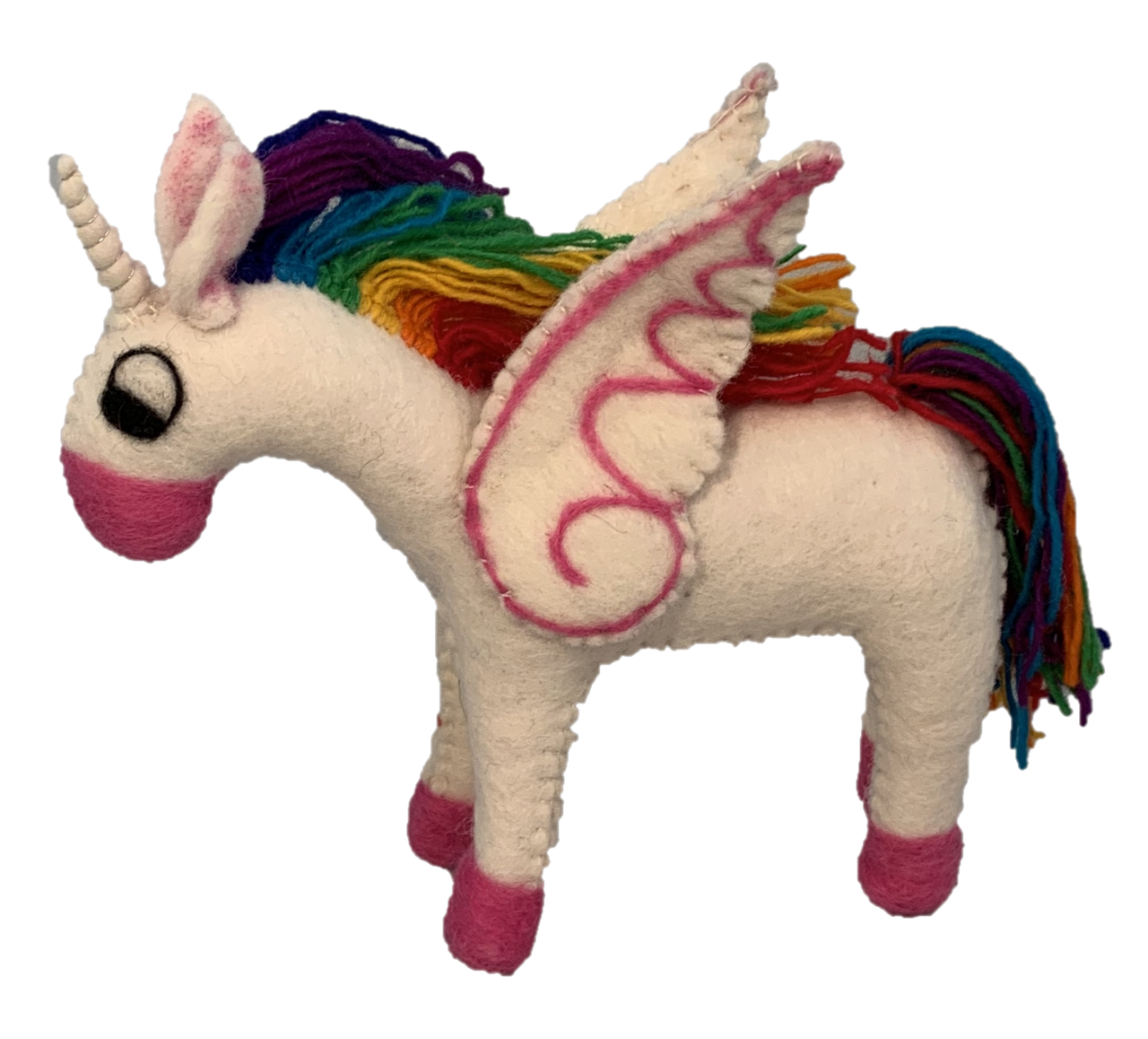Papoose Mother Pegasus unicorn toy