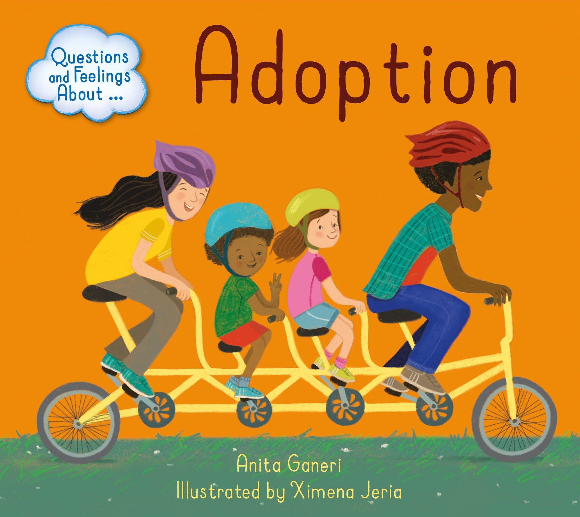 Questions and Feelings About Adoption - Ganeri/Jeria PB