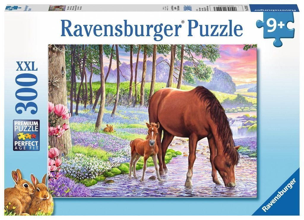 Ravensburger Puzzle Serence Sunset Puzzle 300 pieces