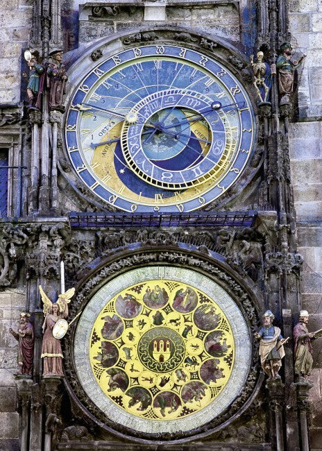 Ravensburger Astronomical Clock Puzzle 1000 Pieces