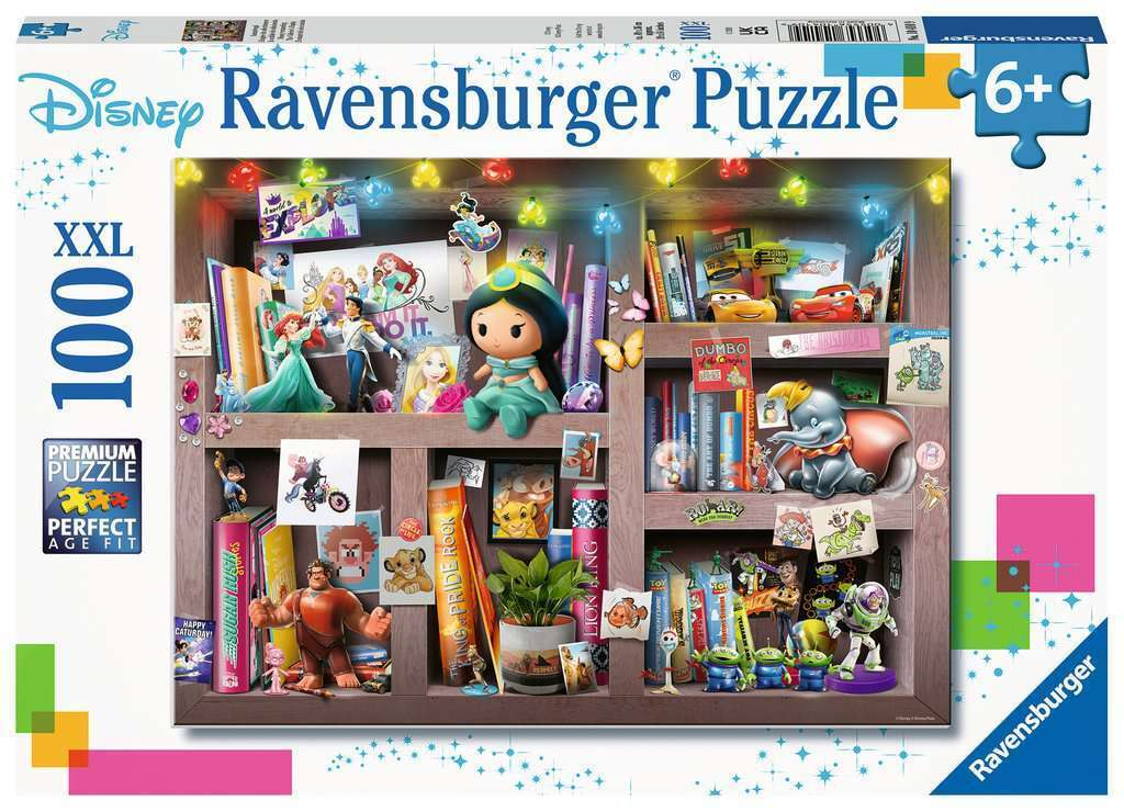 Ravensburger Disney the Collector Puzzle 100 Pc