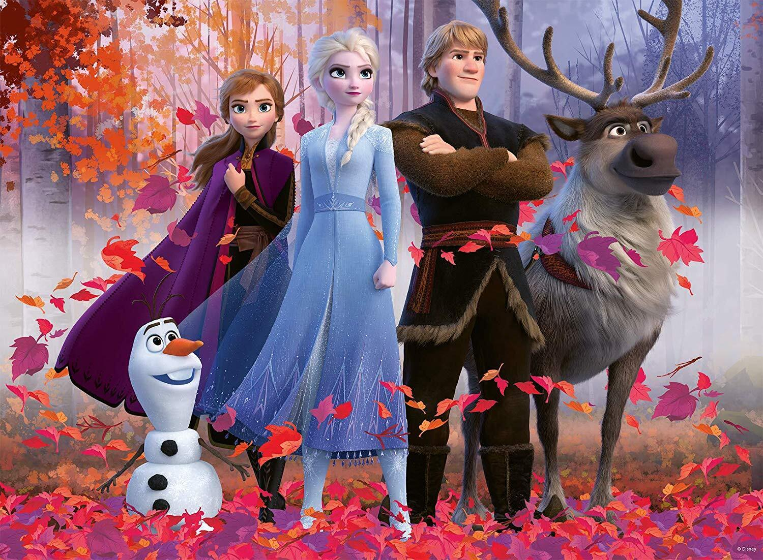 Ravensburger Puzzle Magic of the Forest Frozen 2