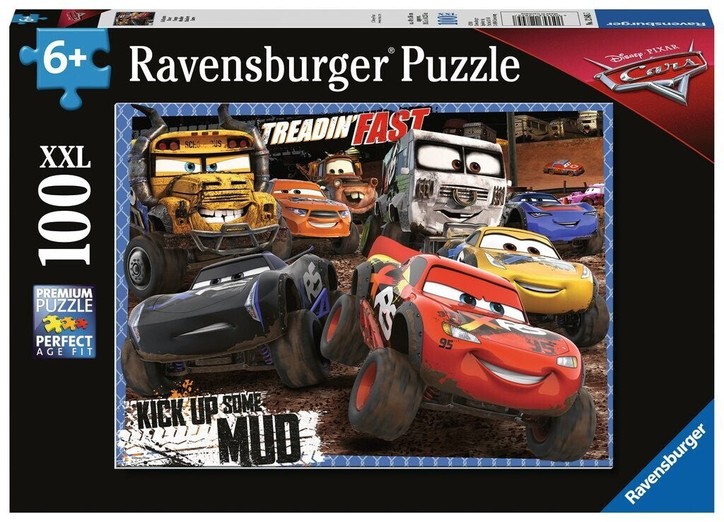 Ravensburger Disney Mudders 100 Pc Puzzle Box