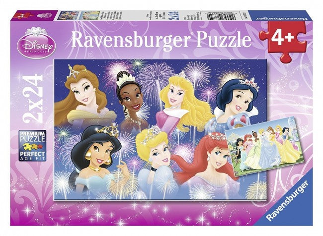 Ravensburger Puzzle Disney Princess Gathering for 4 year olds