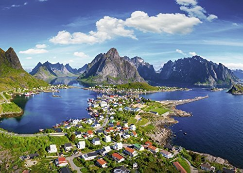 Lofoten Puzzle 1000 Pieces