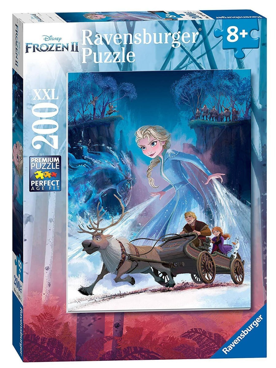 Ravensburger Frozen 2 Mysterious Forest Puzzle 200 Pieces