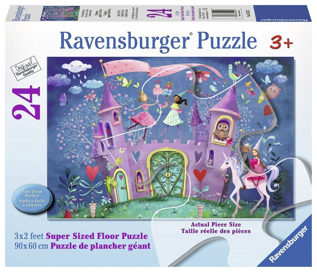 Ravensburger Brilliant Birthday Supersize Puzzle Box