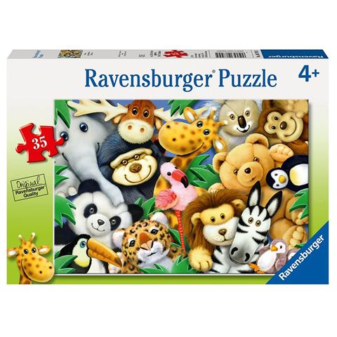 Ravensburger Softies Puzzle 35 Piece