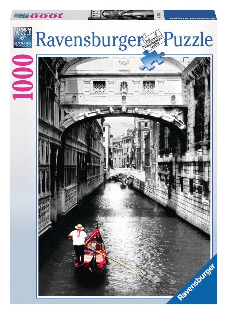 Ravenburger Puzzle 1000 Piece Grand Canal Venice