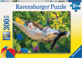 Ravensburger - Snooze For An Hour Puzzle 300 Pc