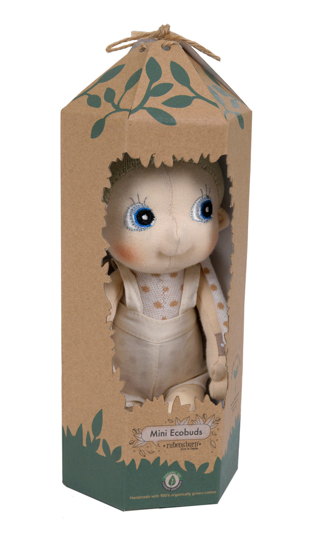 Rubens Barn Ecobud Elm Organic Baby Toy at Little Sprout