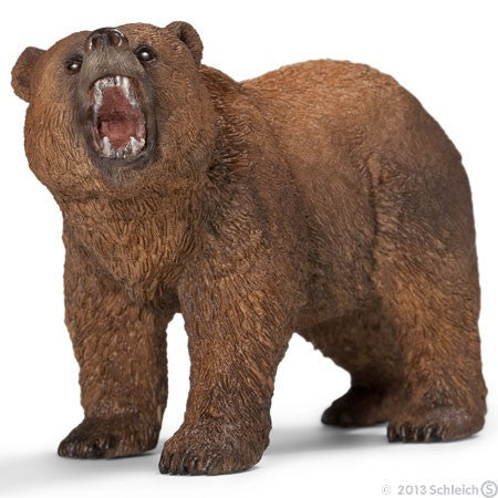 Schleich 14685 Grizzly Bear at Little Sprout