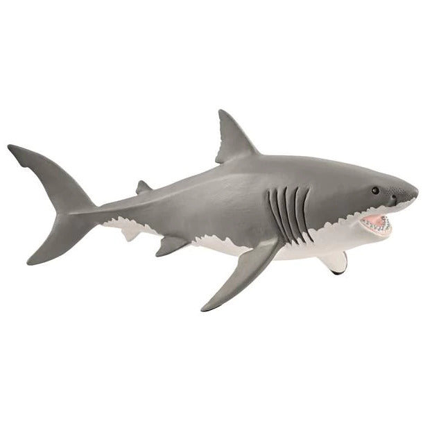Schleich 14809 Great White Shark at Little Sprout