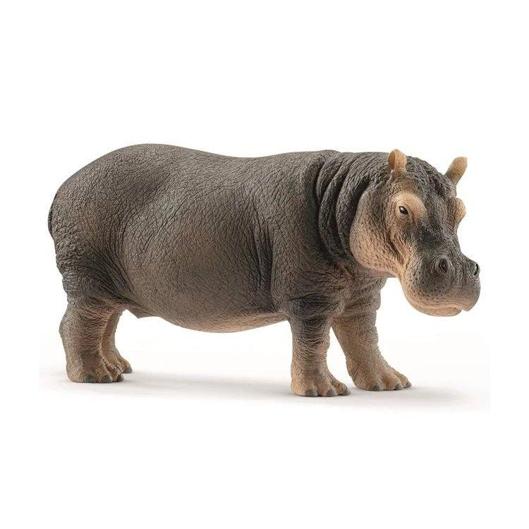 Schleich Hippopotamus 14814 available at Little Sprout